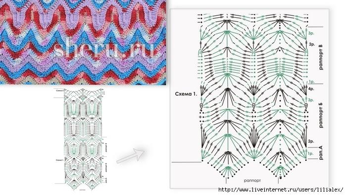Узоры миссони спицами со схемами без дырочек купить костюм женский наложенным платежом