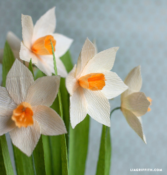 Crepe_Paper_Daffodils_DIY-560x586 (560x586, 244Kb)