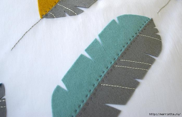 Шьем подушку со сказочными перьями (6) (700x452, 232Kb)