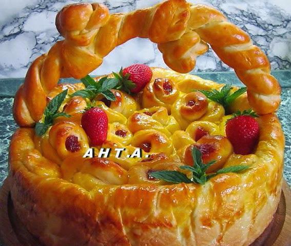 000-01Дрожжевой пирог с яблочной начинкой (567x480, 343Kb)