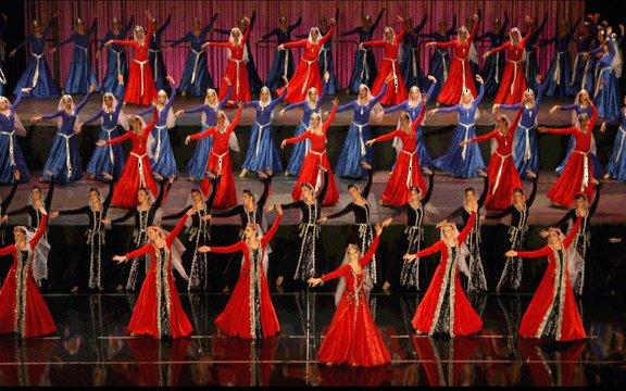 том, учить женские армянские танцы основе этой