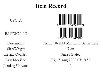 Canon EF 10-2000