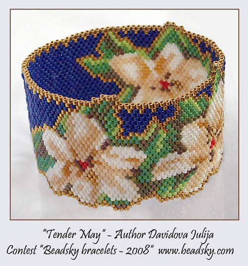 Плетение из бисера своими руками схемы для