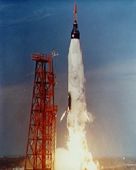 30978947_Atlas_D_with_MercuryAtlas_5_Nov Очередное ЧП с американскими межконтинентальными баллистическими ракетами