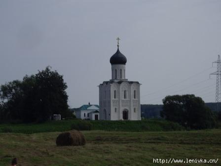 Храм Покрова на Нерли Ленивка-Тур
