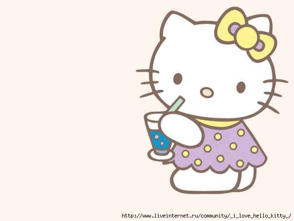 "Схема вышивки  ""Hello Kitty 7 "": таблица цветов."