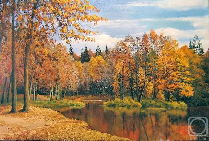 Осенняя пора очей очарованье