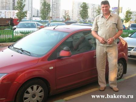 Автоинструктор Ford Focus автомат Валерий Константинович