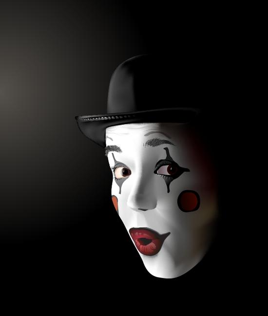 Мимы Mimo Chispa.  Мимы, знакомые нам больше по европейскому кино, считаются интеллектуальной элитой циркового жанра.