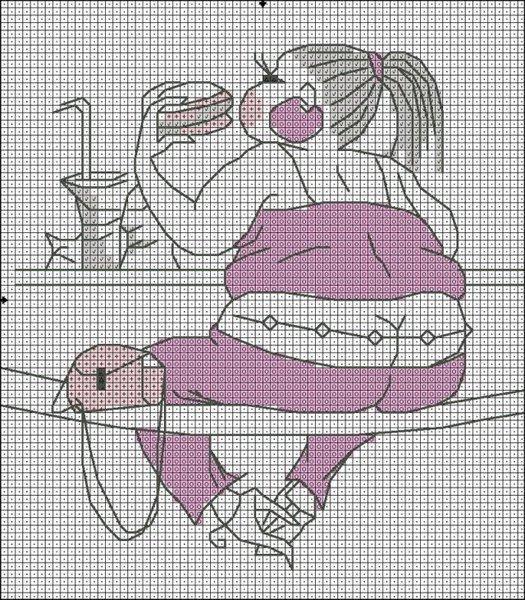 Толстушка