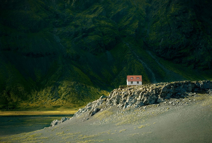 Просмотров: 1484 Комментариев: 1. Исландия помоему единственное место, где