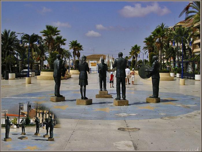 Интересная монументальная скульптура - Страница 2 32540699_Ispaniya_pamyatnik_muzuykantam
