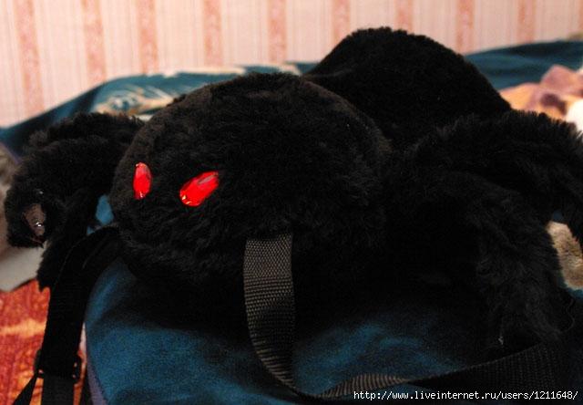 Осторожно, наступление сумок-пауков начинается!