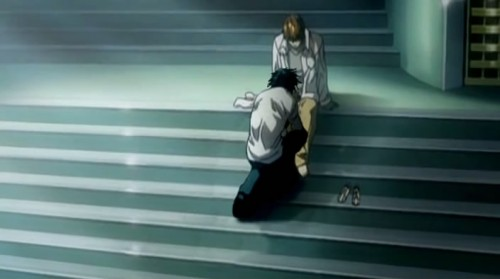 Информация Аниме: Death Note (TV) Музыка: t.A.T.u. - Мальчик-гей. Цитата (