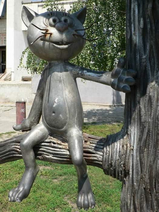 Интересная монументальная скульптура - Страница 2 32615030_666