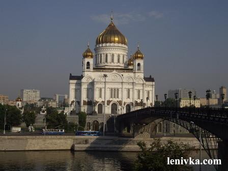 Храм Христа Спасителя Ленивка-Тур 991-57-25