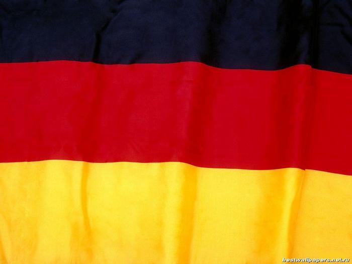 Германия день единства флаг праздник