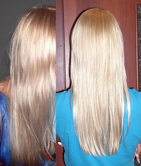 Как отрастить блондированные волосы