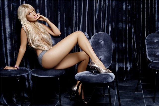 Виктория Лопырева для Playboy (Фото) .