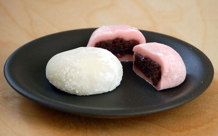 рисовые пирожки по корейски рецепт с фото