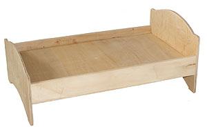 Кроватки из фанеры своими руками