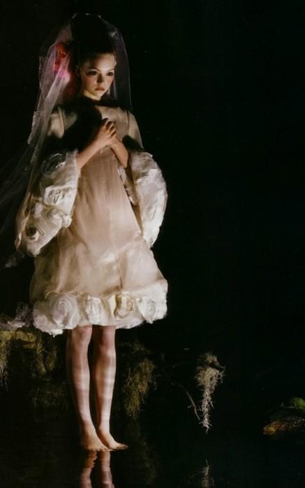 gemma ward vogue italia. Magazine: Vogue Italy