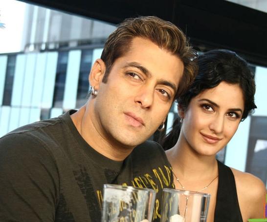 Фото сальман кхана с красивый девушкой