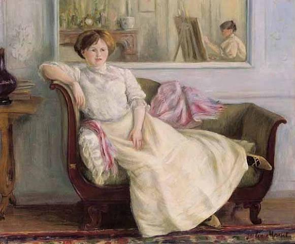 Jeannie Gobillard au sofa (581x480, 38Kb)