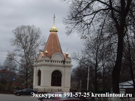 Экскурсия в Павловский Посад 991-57-25 Kremlintour.ru