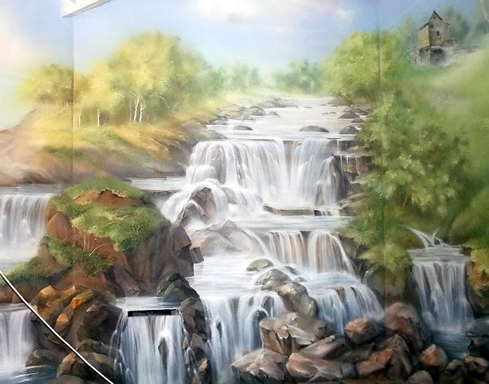 Самара-фреска. роспись стен и потолков. в Самаре. художественная...