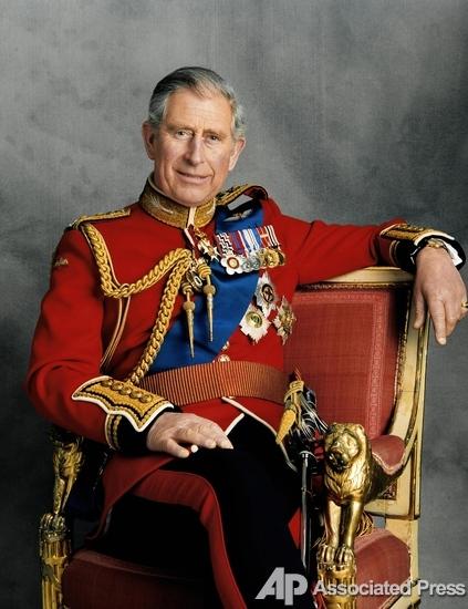 Немаленький принц Чарльз Уэльский