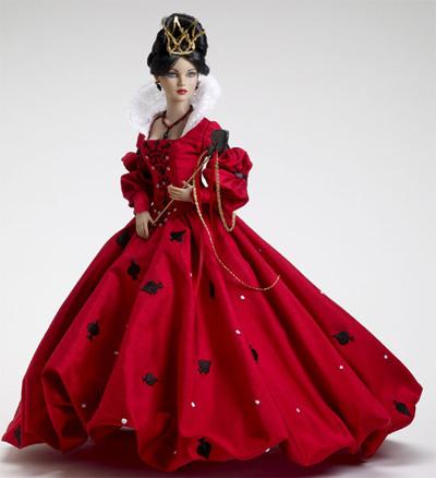 Девочки играют в куклы 35324494_Tonner_queen_spade