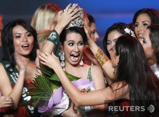 Мисс Земля-2008