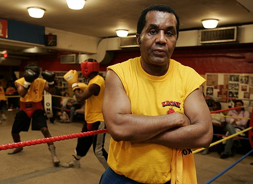 Legendary boxing gym Kronk has reopening ceremony at new location