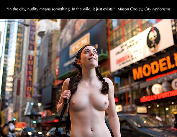 Женщины за обнаженную грудь - работы американского фотографа Джордана Мэтте
