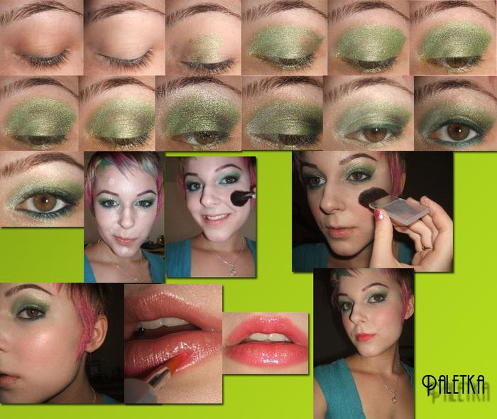 Как делают профессиональный макияж поэтапно
