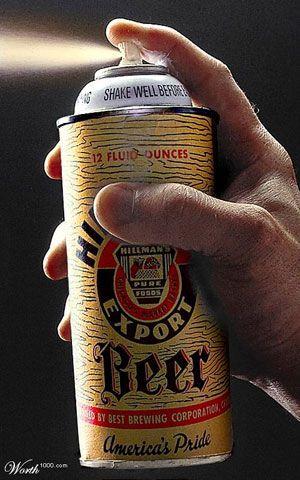 Реклама - Как еще можно использовать пиво?