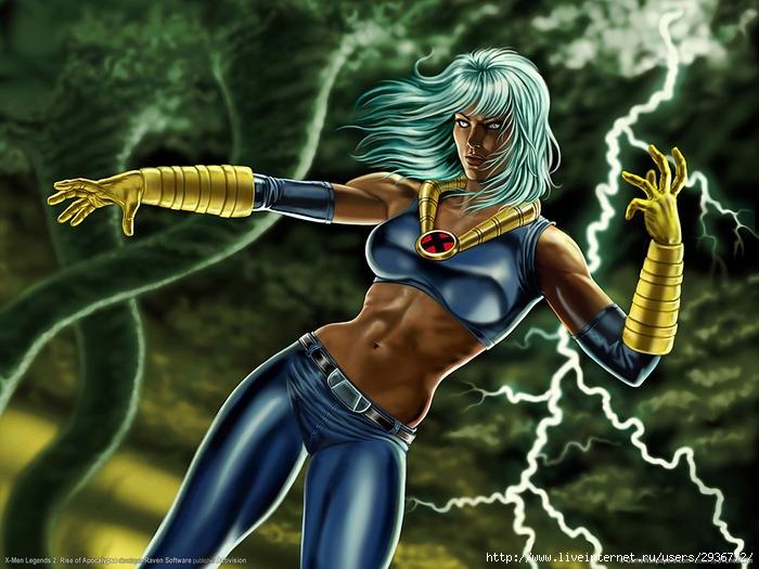 X-Men Legends 2: Rise of Apocalypse - скачать бесплатно