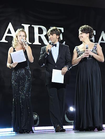 Millionaire Fair, Ведущие Ксения Собчак и Андрей Малахов