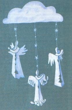 Как вырезали ангелов в старину (Ангелы Фаворского) 47160