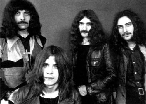 Оззи в составе Black Sabbath, 1970 год