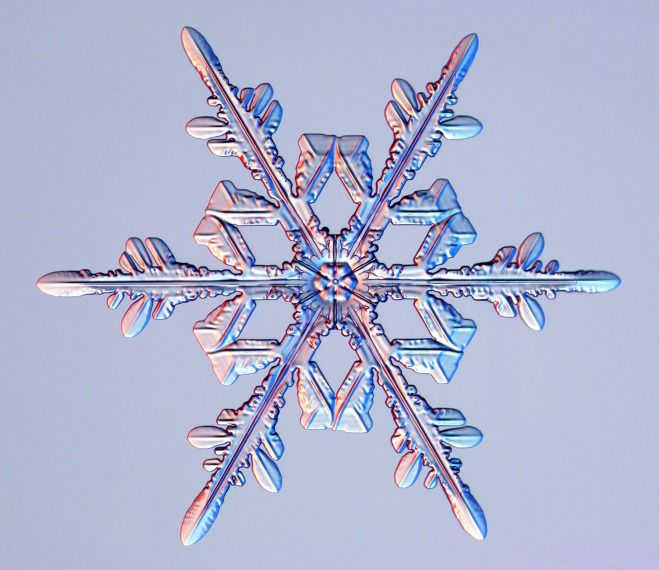 снежинки snow flakes