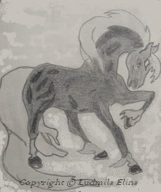 Как рисовать сказка сивка-бурка