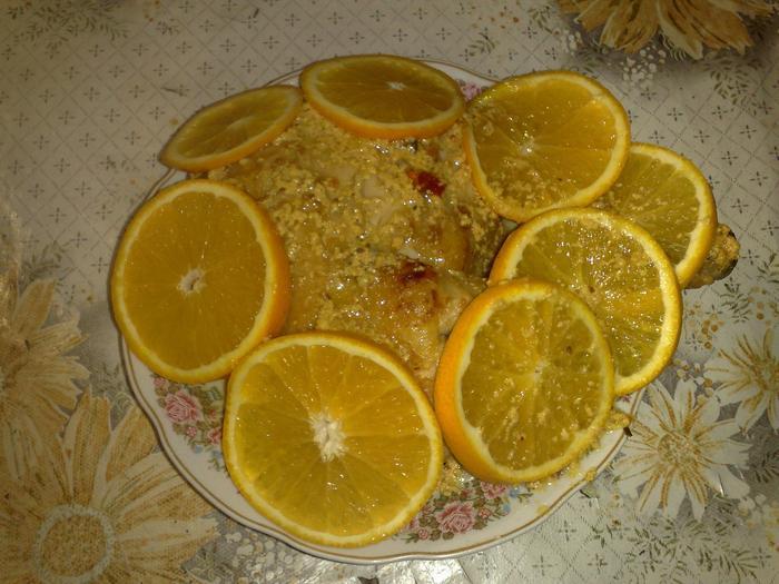Курица в ийгурте с апельсинами (700x525, 60Kb)