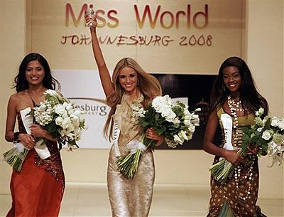 Топ-модель мира 2008
