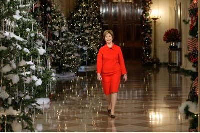 Новый год в Белом доме