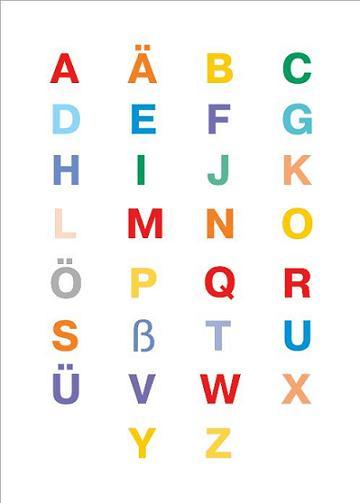Hungarian language, alphabet