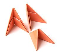 Как сделать лебедь из бумаги (оригами) .