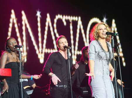 Anastacia Tour Dates