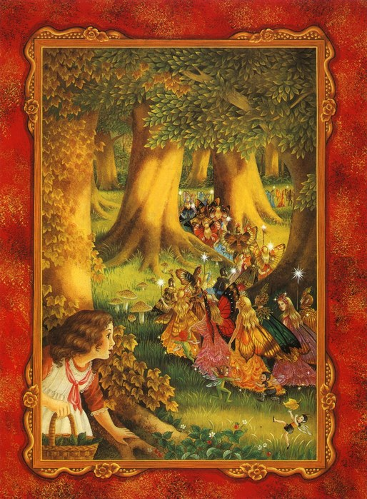 Приглашаю вас сегодня в сказочный мир австралийской детской писательницы и художницы Shirley Barber.